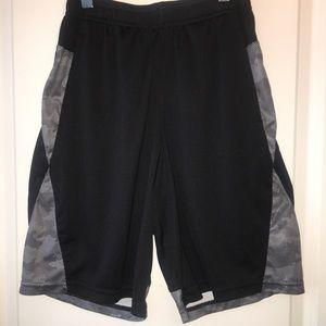 Champions Kids active Shorts, Black color